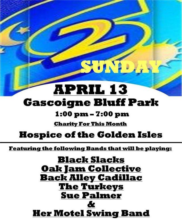 2nd Sunday April