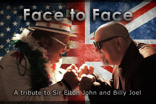 Face 2 Face Tribute Concert