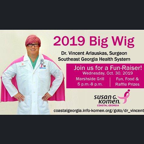 2019 Big Wig FUNdraiser