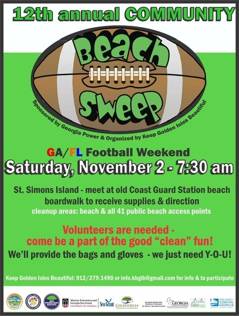 Community Beach Sweep 2019