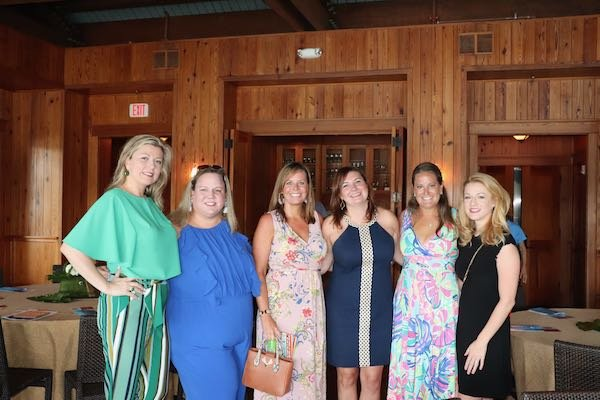 Nadia Johnson, Nicole Rodgers, Millie Rankin, Carrie Lewis, Jennifer Moran, Christi Johnson