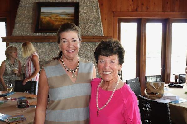 Nan Weiss, Jane Prendergast