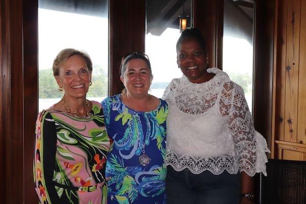 Muriel Windolf, Kathy Flynn, Denise Taylor