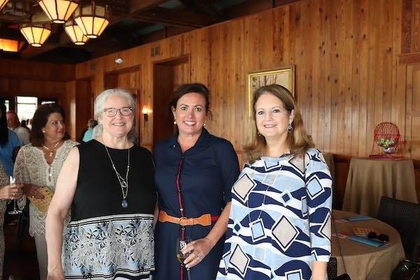Susan Shipman, Amanda Johnson, Deb Luginbuhl
