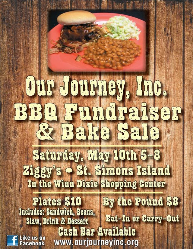 Our Journey BBQ Fundraiser