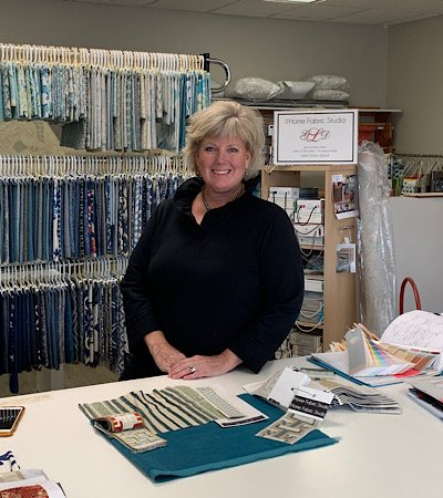 Gina D'Amico Lever The Home Fabric Studio