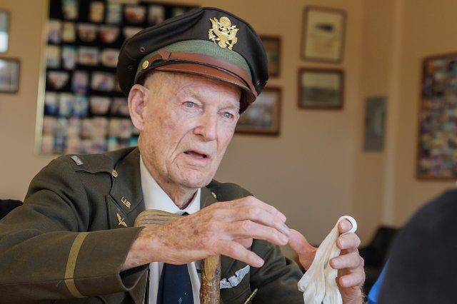 WWII Veteran Jim Russell