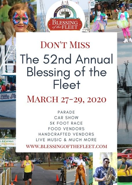 Daren Blessing of the Fleet 2020