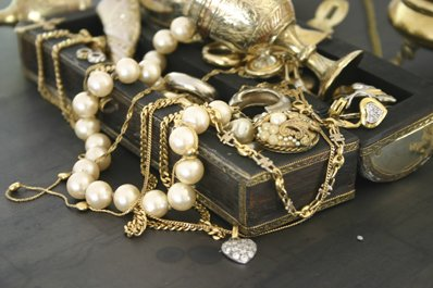 Jewelry valuables