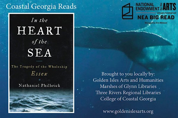 The Bog Read 2020 In the Heart of the Sea