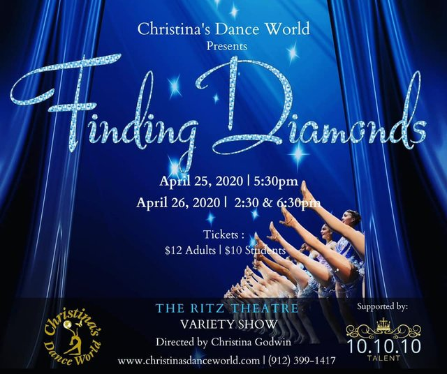 Christina's Dance World Spring Show 2020