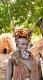 Mursi woman with headdress