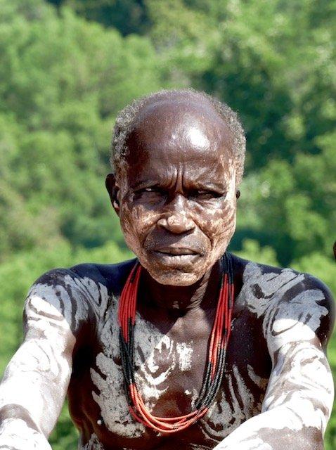 Karo elder