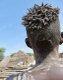 Karo man hairstyle