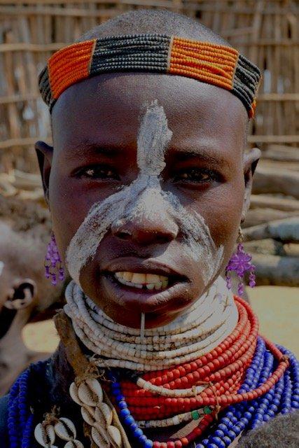 Karo tribe member