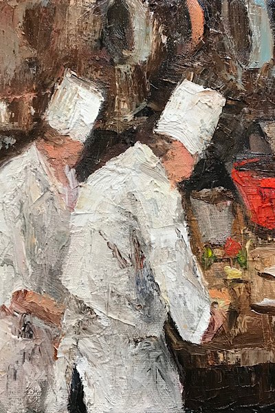 Chefs at work - Ken Wallin