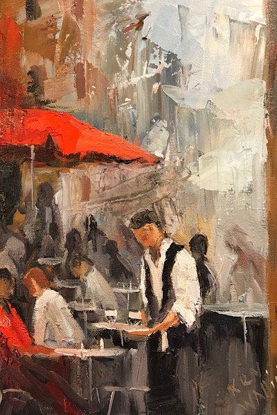 Café service - Ken Wallin