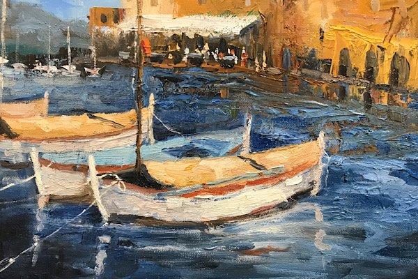 Boats - Ken Wallin