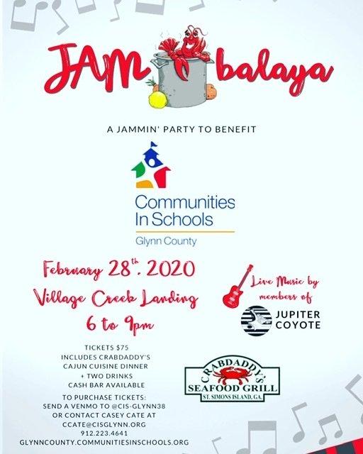 JAMbalaya updated poster
