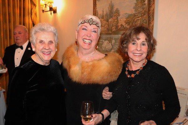 Creta Nichols, Jeanne Earle McConnell, Faith Willis