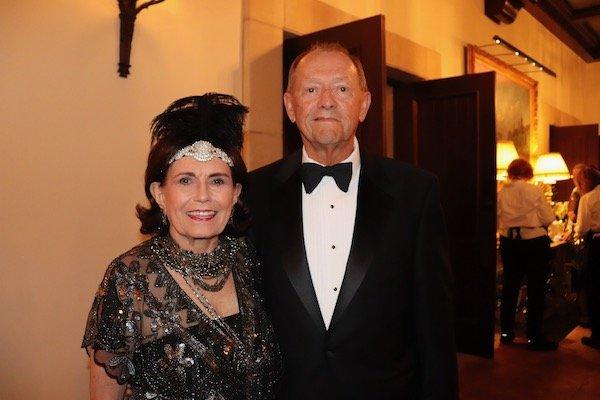 Judy and Carlton Hicks