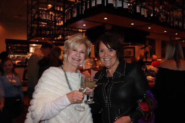 Brenda Kilgore, Pat Cooper