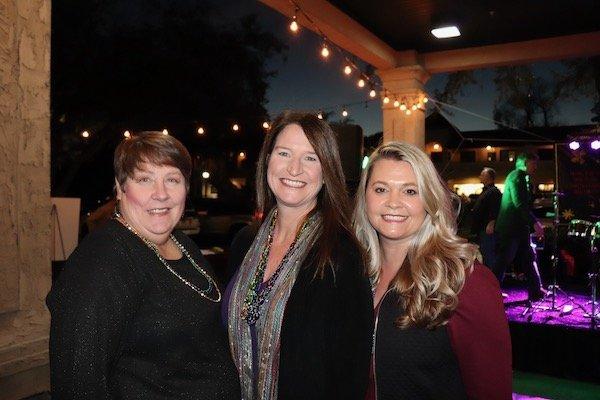Bonita Tanner, Keri Dolan, Kristin Scarboro
