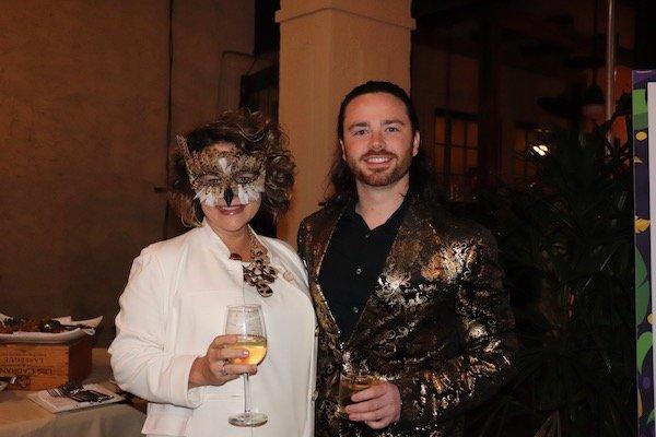 Tina and Hogan Dyer