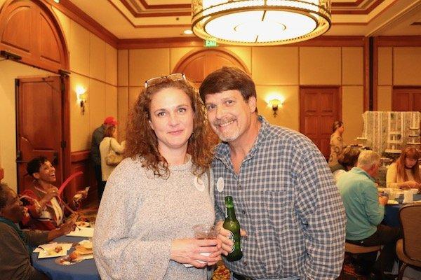 Kelly Hummel, Doug Thompson