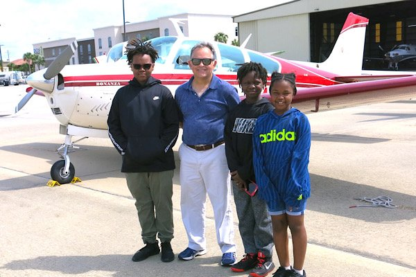 Young Eagles Rallies Encourage Flight