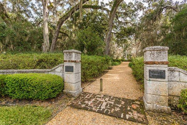 Wesley Memorial Garden
