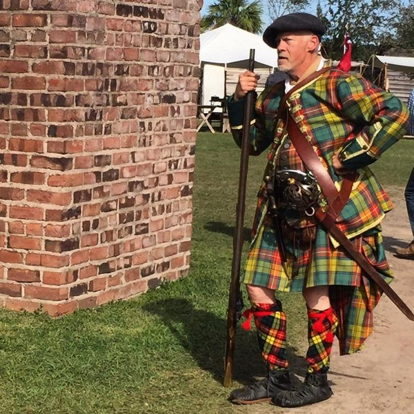 Fort King George Scottish Heritage Days