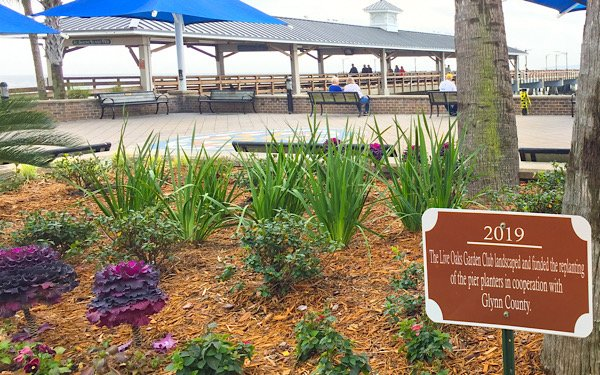 Pier Planters March2020