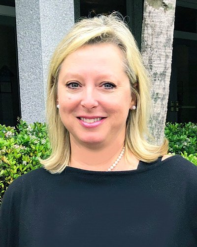 Cissy Thompson Membership Director of The Club at Sea Palms Resort