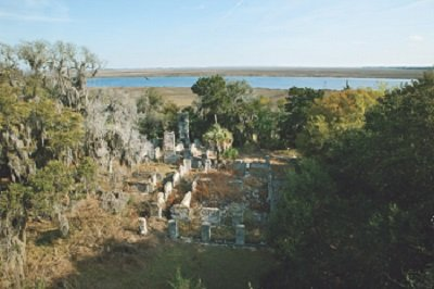 Cannon's Point Ruins