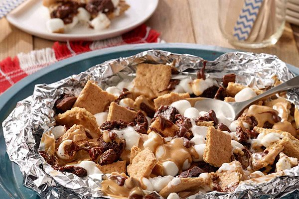 S'mores Grill Packet
