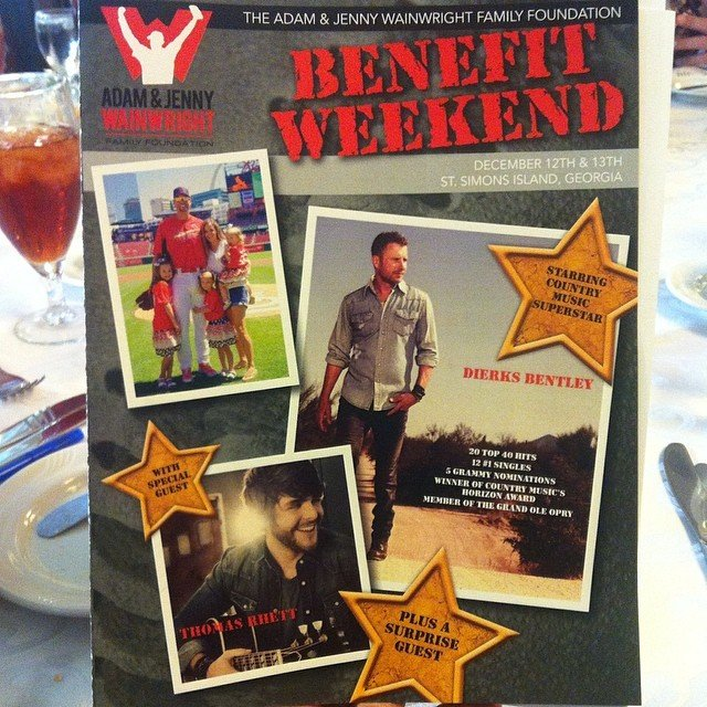 Wainwright Foundation Benefit Weekend