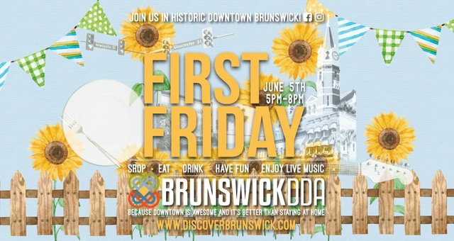 First Friday June 2020