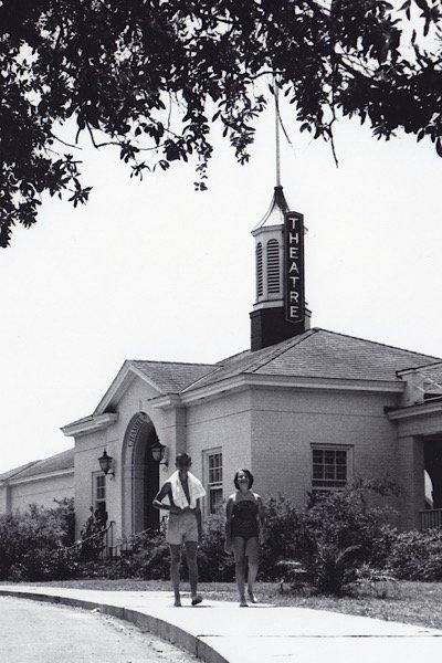 St. Simons Casino circa 1960
