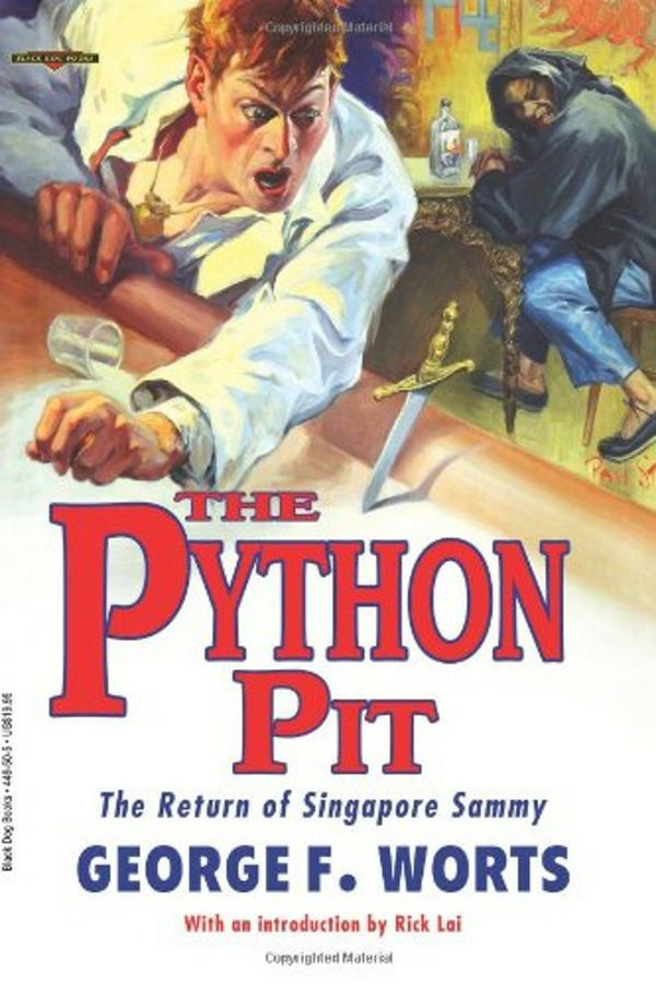 The Python Pit by George Worts