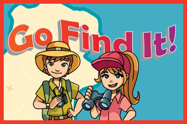 Go Find It opening