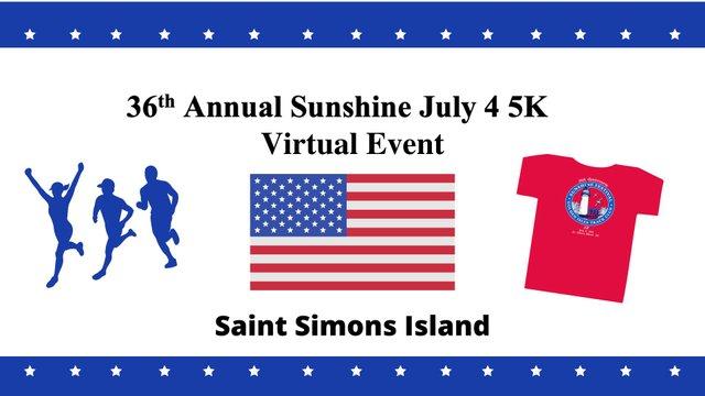 2020 Virtual Sunshine Festival 5K