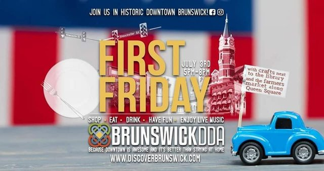 First Friday July 2020