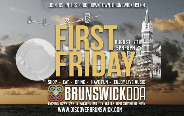 First Friday Aug2020