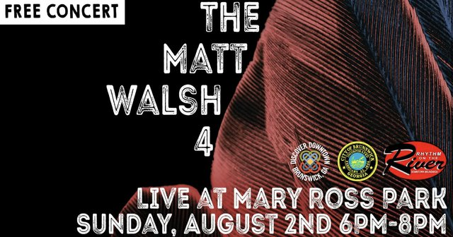 Rhythm on the River with The Matt Walsh 4