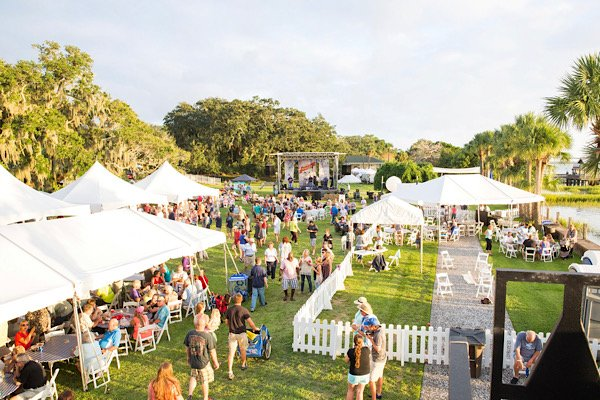 Jekyll Island Shrimp and Grits Festival