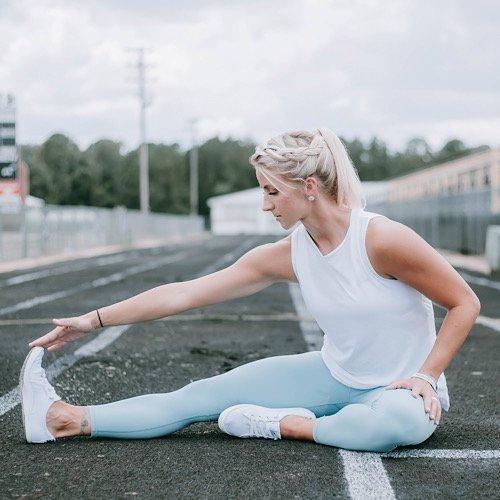Cassy Langley Through Christ Fitness