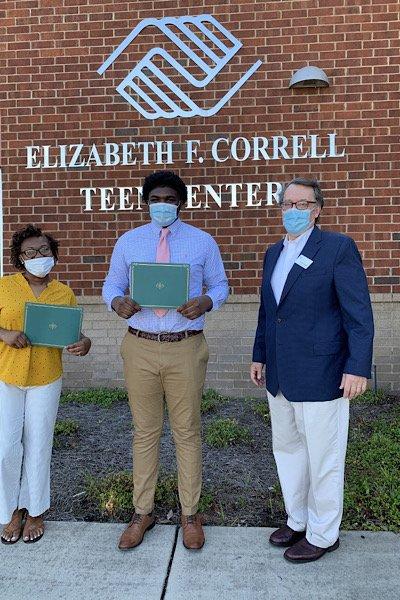 2020 Correll Scholarships
