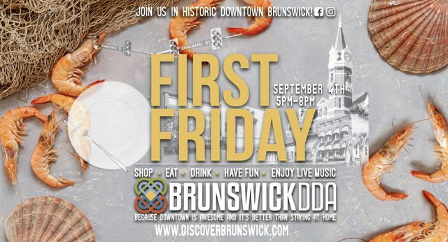Sept First Friday