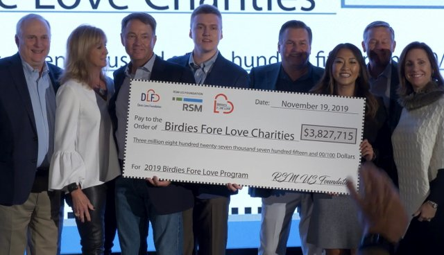 Birdies Fore Love check 2019